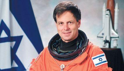 El astronauta Ilan Ramon. Hoy se cumplen 10 años de su muerte.