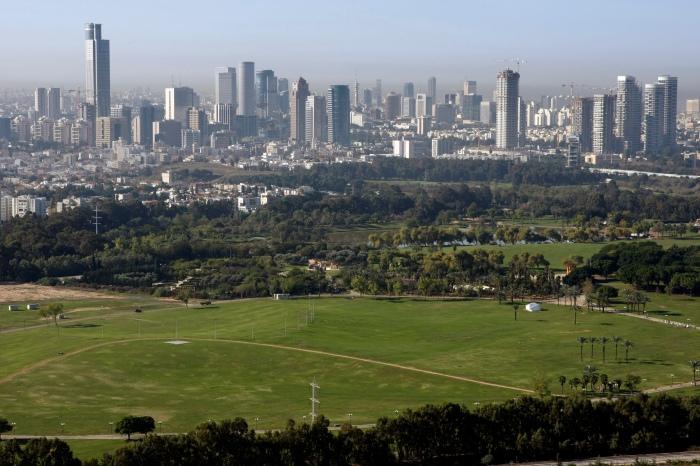 Parque Yarkón, Tel Aviv