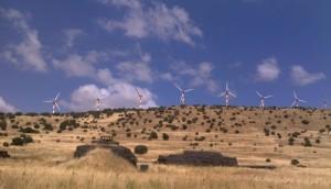 Energía eólica en Israel