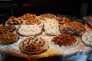 Dulces de Mimouna