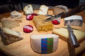 La degustación de lácteos, como el queso, es muy común en Shavuot.